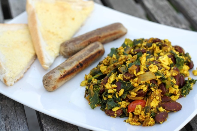 tofu scramble featured